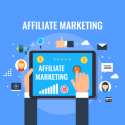 making money affiliate marketing