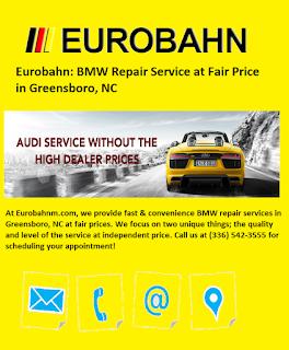 greensboro bmw repairs